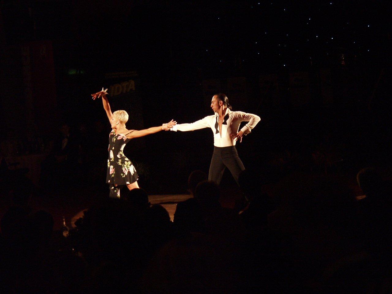 Stunning performance at Supa Dance